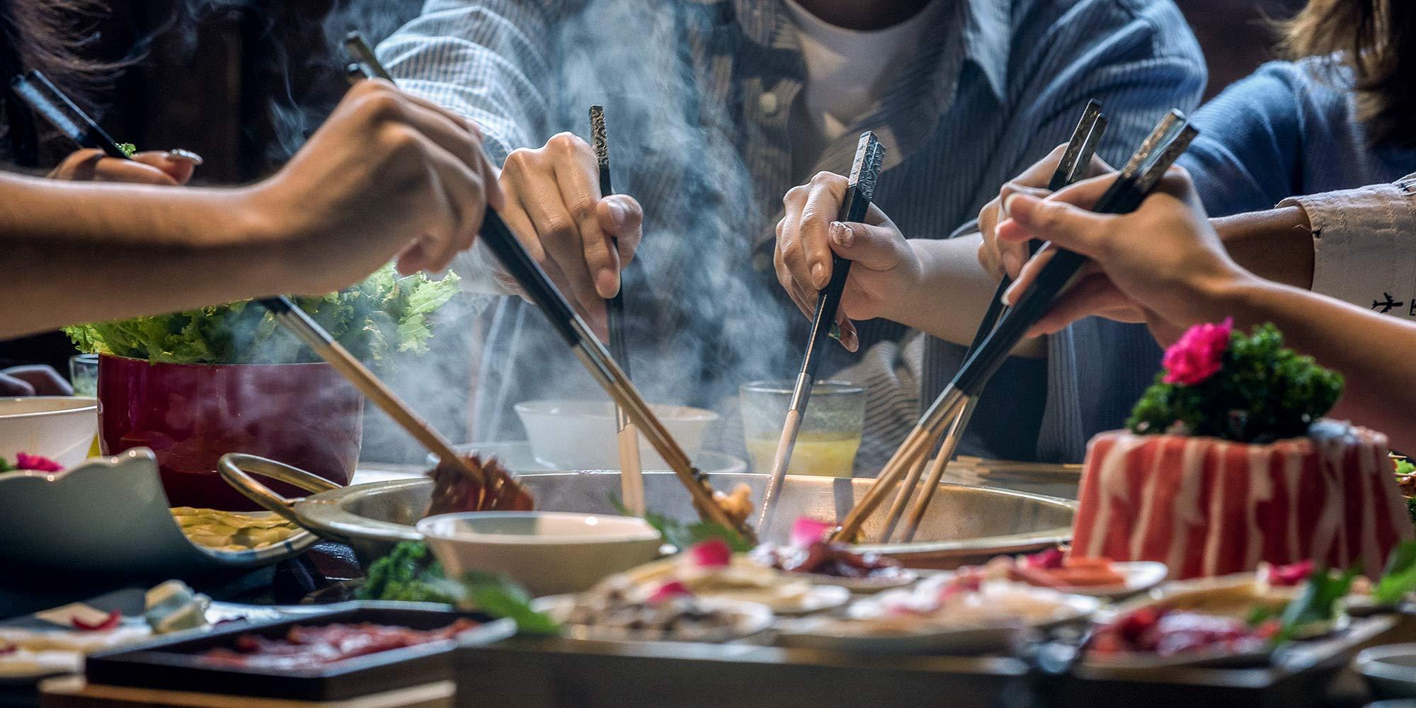 吃火锅,必点的几种食材,有它才过瘾