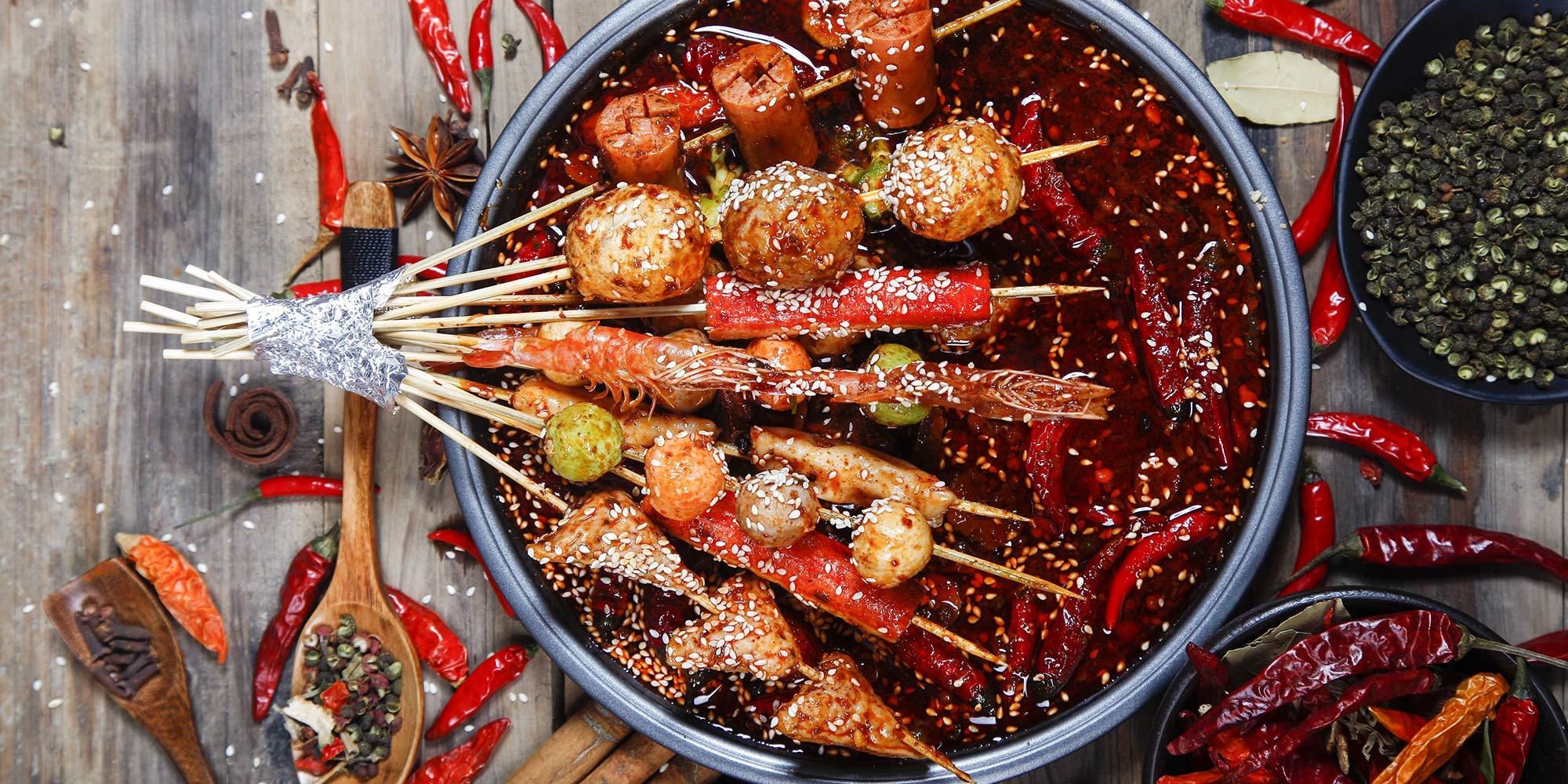"""川系火锅""""这4种""""最经典,都是""""麻辣味"""",谁更麻更辣更好吃?"""