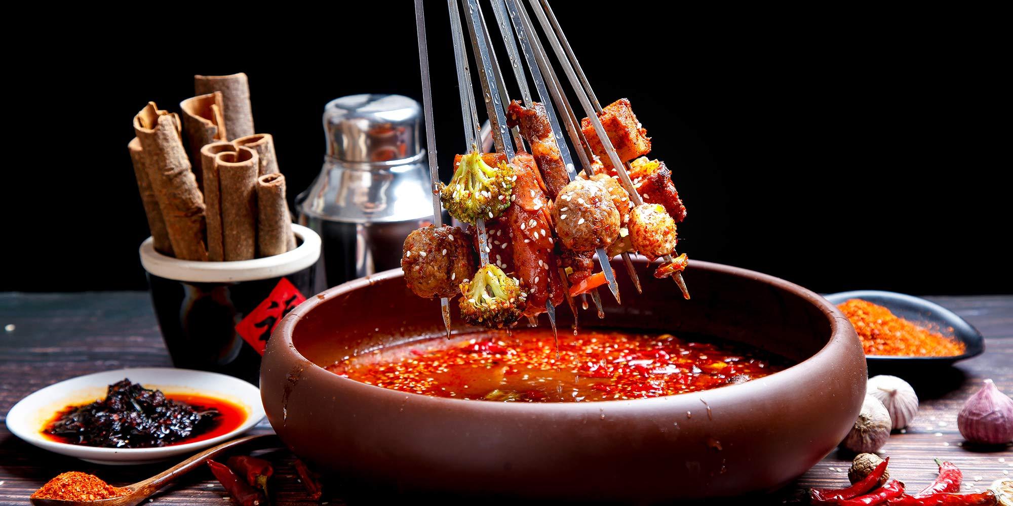 火锅必点的四道菜,少了一样都不行,你的最爱是?